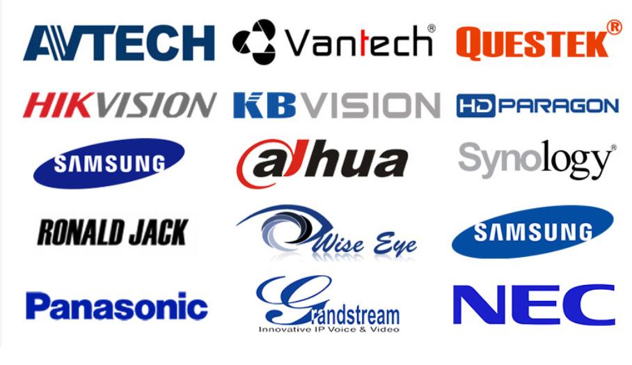 Top 10 công ty cung cấp lắp đặt hệ thống camera quan sát tại Tphcm