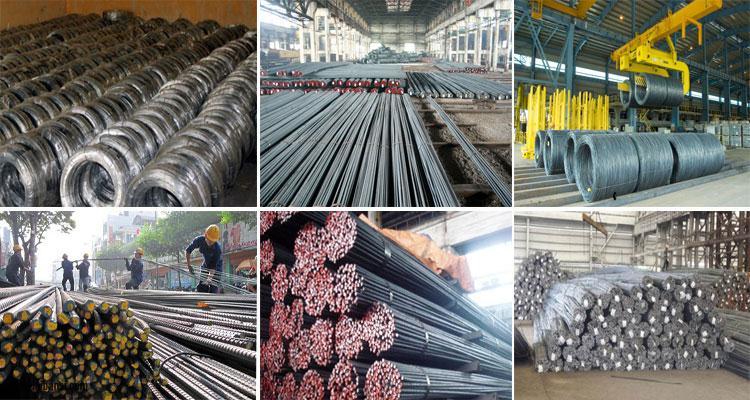 Cập nhật bảng báo giá sắt thép xây dựng mới nhất tháng 1 năm 2021