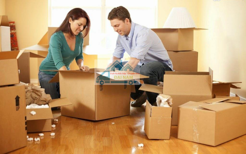 Mẹo chuyển nhà nhanh gọn mà bạn nên biết