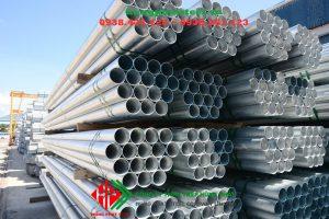 Chiều dài của 1 cây thép ống là bao nhiêu?